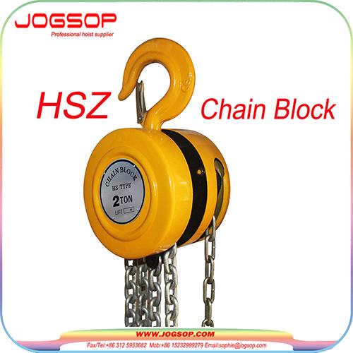 HSZ Chain Block