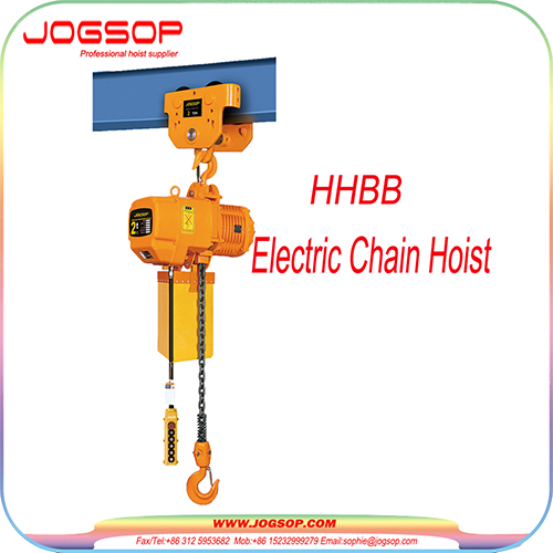 HHBB Electric Chain Hoist